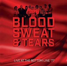 Blood, Sweat & Tears - Live at the Bottom Line '77 (2016)  2CD  NEW  SPEEDYPOST
