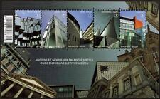BELGIUM MNH 2010 MS4334 HIGH RISE BUILDINGS MINISHEET