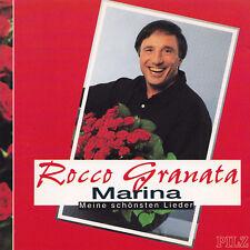 ROCCO GRANATA - CD - MARINA - Meine schönsten Lieder