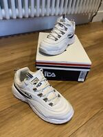 Girls/Women's Attractive FILA Junior Size UK 4 1/2 Trainers RRP£75 + FREE P&P