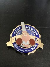 PIN CAST MEMBER DISNEYLAND PARIS - Chef Gusteau 2015 - EL 3015 ex.