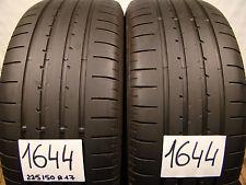 2 x Sommerreifen Goodyear EAGLE NCT-5  225/50 R17, 94W,RSC,Eco,Run Flat.