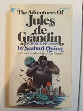 THE ADVENTURES OF JULES DE GRANDIN Seabury Quinn
