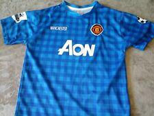 Manchester United Soccer Football Shirt Jersey unisex small Chicharito #14