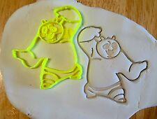 KUNG FU PANDA GLASSA FONDENTE CAKE UK venditore topper Biscotto Stampo