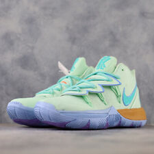 Kyrie 5 SpongeBob Squidward Shoes New Men Sports Sneakers