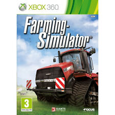 Farming Simulator for Microsoft Xbox 360, 2013 Very Good - 1st Class Delivery