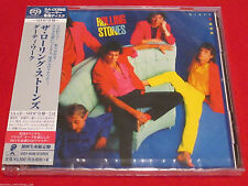 THE ROLLING STONES - DIRTY WORK - JAPAN JEWEL CASE SACD SHM CD UIGY-9590