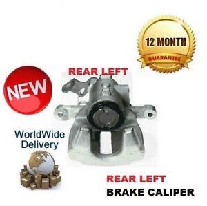 CITROEN DISPATCH REAR BRAKE CALIPER LHS 1.6 HDI 2007- NEW 4401L0