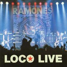 RAMONES - LOCO LIVE - CD SIGILLATO  - ARGENTINA