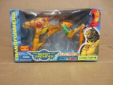 Transformers 2000 Beast Machines Supreme Cheetor Beast To Robot Action Figure