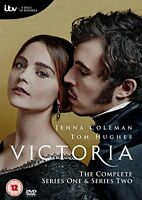 Victoria Series 1 and 2 [DVD] [2017][Region 2]