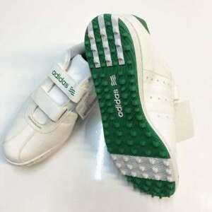 Adidas Adicross Velco Wide Fit Golf Shoes - UK Size 8.5(Wide) - US 9 - EU 42 2/3