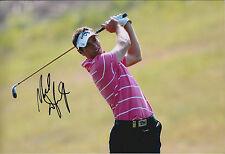 Nick DOUGHERTY SIGNED 12x8 Photo AFTAL Autograph COA Seve Trophy WINNER GOLF