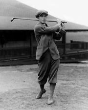 1924 Pro Golfer JOHNNY FARRELL Glossy 8x10 Photo Swing Print Poster