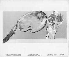 LUST FOR LIFE/VINCENT VAN GOGH lobby photo KIRK DOUGLAS original MGM movie still