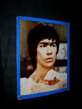 Orig FIST OF FURY BIG BOSS BRUCE LEE Country Of Origin HONG KONG Lobby Card #15