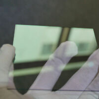 12PCS ITO Glass coating conductive glass laboratory <7 ohm/sq 100×100×1.1m