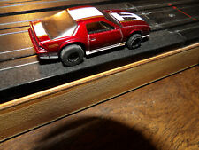 New listing AFX Custom 1985 IROC-Z Camaro metal slot car body - Fits - AFX Super G+ Chassis