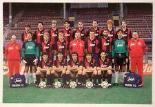 Cartoncino Bologna Calcio Squadra 1986-87