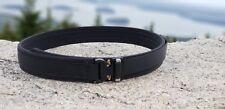 RPS Tactical Cobra Low Profile Tactical Belt, Black