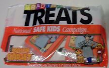 Inspector Gadget Trading Cards Bag Packs National Safe Kids Campaign Collector