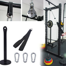Fitness DIY Pulley Cable Machine Attachment Arm Biceps Triceps Training Blaster