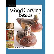 Taunton's Wood Carving Basics Book
