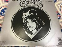 Carpenters Used Single Domestic Edition Only Yesterday