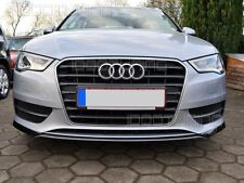 Audi A3 8V 8VA Frontspoiler Spoilerlippe Spoiler Tuning S-Line S3 Spoiler