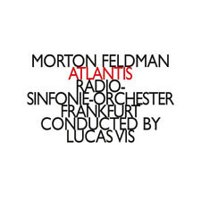 Morton Feldman : Morton Feldman: Atlantis CD (2018) ***NEW***