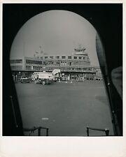 U S A c. 1950 - Control Tower Guardia Airport New York City  - GF 522