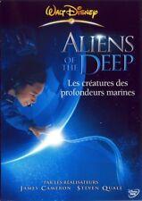 Aliens Of The Deep - DVD Walt Disney (James Cameron)
