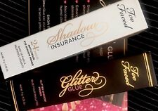 LARGE SIZE Too Faced Glitter Glue + Shadow Insurance Primer, BRAND NEW IN BOX