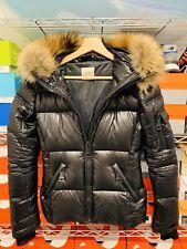 SAM. Blake Fur-Trim Down Coat XS