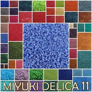 Delica 11/0 Miyuki Seed Beads #702-800