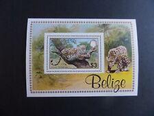 Belize 1983 The jaguar MS MS760 MNH UM unmounted mint