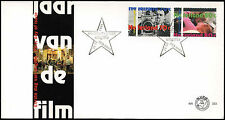 Netherlands 1995 Year Of The Film FDC First Day Cover #C28073