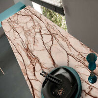 5m Marble Self Adhesive Wallpaper Kitchen Countertop Sticker Cabinet Waterproof