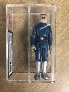 Vintage Star Wars 1978 - Blue Snaggletooth - UKG 80% Figure Rare Variant
