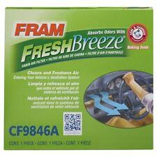 Fram CF9846A FreshBreeze Cabin Air Filter Mazda/Mitsubishi/For Subaru/Toyota