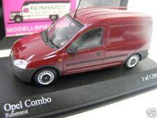 1/43 Minichamps Opel Combo Van 2002 dunkelrot