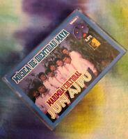 Cassette Tape Vol 1 Musica De Identidad Maya Marimba Cultural JUN AJPU 1996