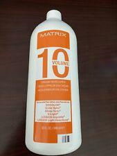 Matrix 10 volume Cream Developer 32 fl