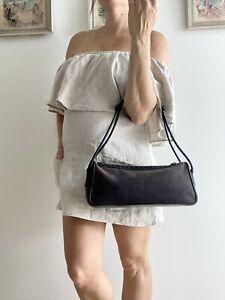 Authentic Vintage GUCCI shoulder BAG purse Leather