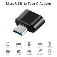 Type-C OTG Adapter Cable USB 3.1 Type C Male To USB 2.0 A Female OTG Data Cord.