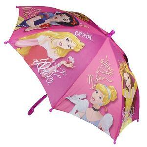 Disney Princess Regenschirm Kinder Schirm Sonnenschirm Neu