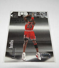 1998/99 Michael Jordan Chicago Bulls NBA Skybox Thunder Insert Card #No.106 Mint