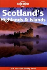 Scotland's Highlands and Islands (Lonely Planet Regional Guides) By Clay Lucas,