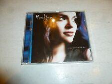 NORAH JONES - Come Away With Me - 2002 UK 14-track CD album